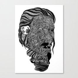 Mempo Canvas Print