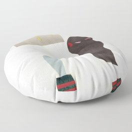 smog Floor Pillow