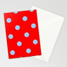 polka-dots Stationery Cards