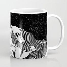Mont Blanc Coffee Mug