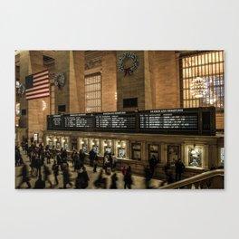 New York, 2015 Canvas Print