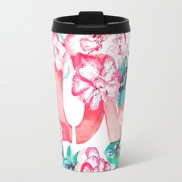 Love bouquet Travel Mug