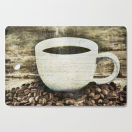 Coffee  Cutting Board