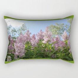 Lilac Skies Rectangular Pillow