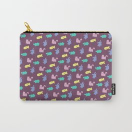 Clutter of Pets Carry-All Pouch