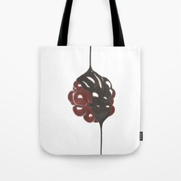 Dripping Chocolate Tote Bag