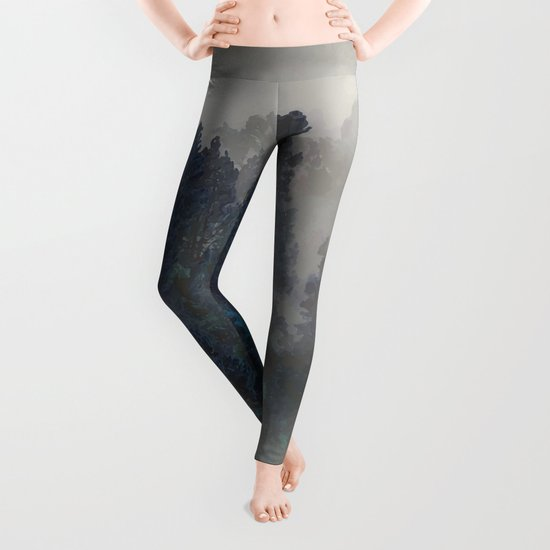And So The Story Began #society6 Leggings