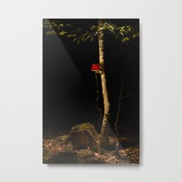 tree 3 Metal Print