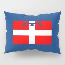 flag of Piedmont Pillow Sham