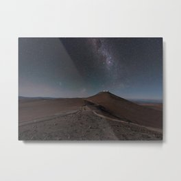 The Road to Paranal Metal Print