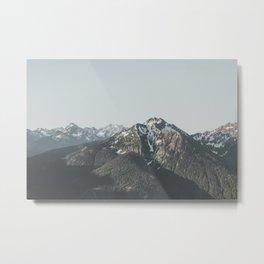 North Cascades XXIV Metal Print