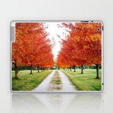 Autumn Trees Laptop & iPad Skin