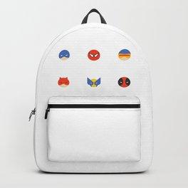 My Favorite Superheroes Backpack