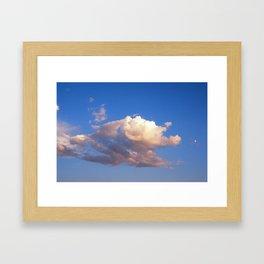 Big Sky Country  Framed Art Print
