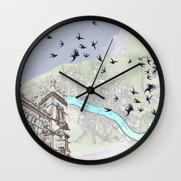 The redemption of memory Wall Clock