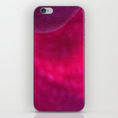 Pink Vanda 9839 iPhone & iPod Skin