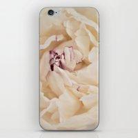peony iPhone & iPod Skins featuring Peony by Artemio Studio