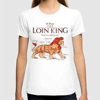 hakuna T-shirts featuring THE LOIN KING by BeastWreck