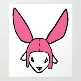 b. hayden logo 3 Art Print
