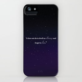 Live iPhone Case