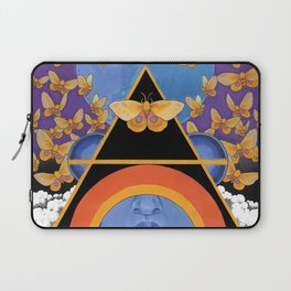 Element of Air Laptop Sleeve
