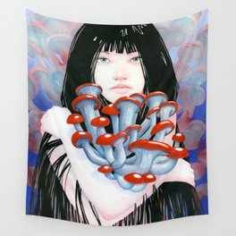 Collective Embrace Wall Tapestry