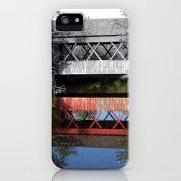 Color Reflexion iPhone Case