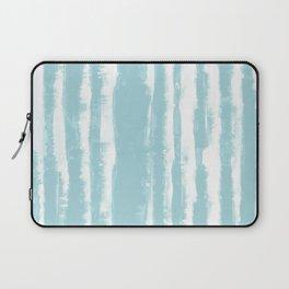 Shibori Stripe Seafoam Laptop Sleeve