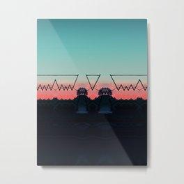 different dimension Metal Print