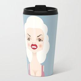 Jayne Mansfield Travel Mug
