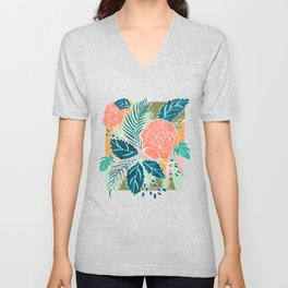 Framed Nature Unisex V-Neck