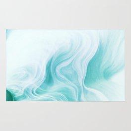 Marble sandstone - ice Rug
