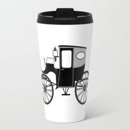 Old Style Carriage Travel Mug