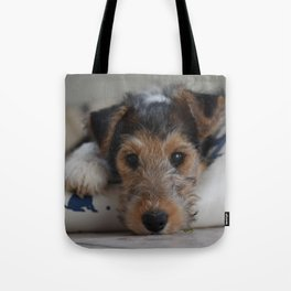 puppydog eyes Tote Bag