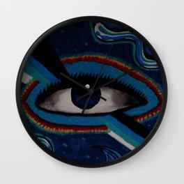 Third Eye Vision Wall Clock
