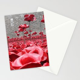 Tower Of London Remembers Stationery Cards