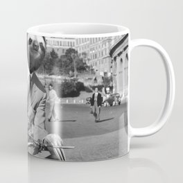 Sloth in Roman Holiday Coffee Mug