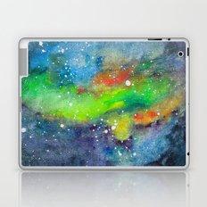 space scene with stars and nebula Laptop & iPad Skin