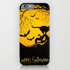 happy halloween Slim Case iPhone 6