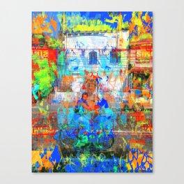 20180831 Canvas Print