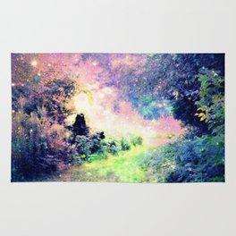 Pastel Fantasy path Rug