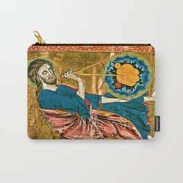 God the Geometer Carry-All Pouch