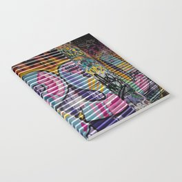 Graffiti Lines Notebook