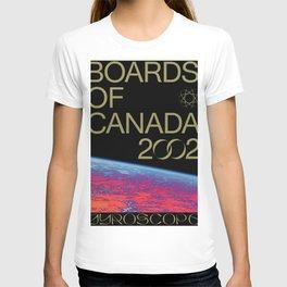 BOARDS OF CANADA - GYROSCOPE T-shirt