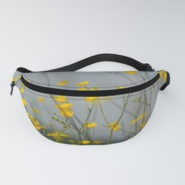 Yellow flowers 2 Fanny Pack