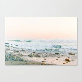 Smoke on the Water III Canvas Print