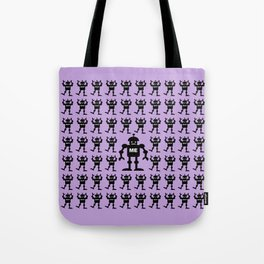 Still Surrounded by Idiots Tote Bag