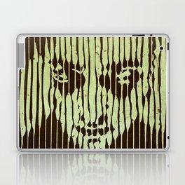 no casualities - green version Laptop & iPad Skin