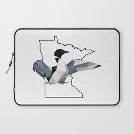 Minnesota – Common Loon Laptop Sleeve