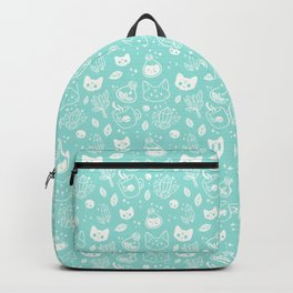 Herb Witch // Green Pastel Backpack